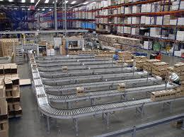 conveyor busy lines