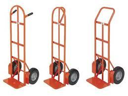 Hand Truck - Double Handle and Loop Handle
